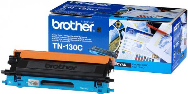 Картридж Brother TN-130C голубой оригинальный