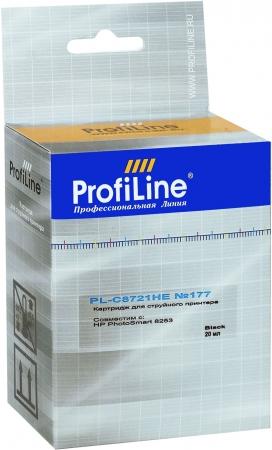 Картридж совместимый ProfiLine C8721HE №177 для HP 8253