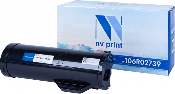 Картридж совместимый NVPrint 106R02739 для Xerox