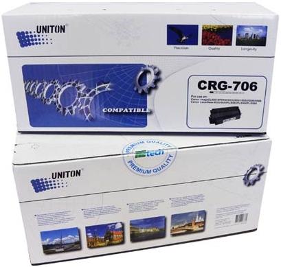 Картридж совместимый UNITON Premium 706 для Canon