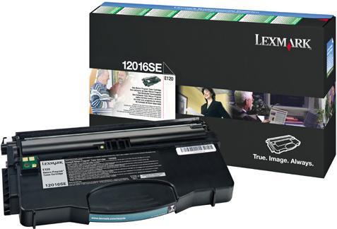 Картридж совместимый 12016SE черный для Lexmark