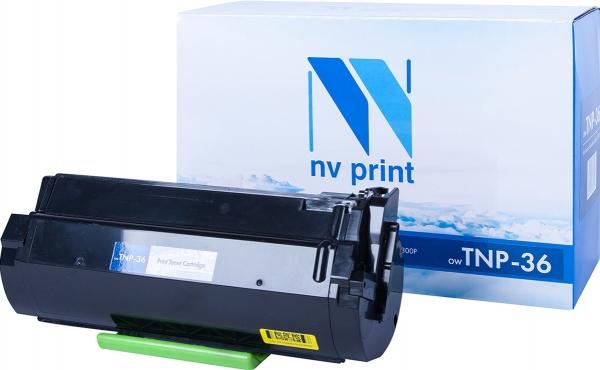 Картридж совместимый NVP TNP-36 для Konica Minolta