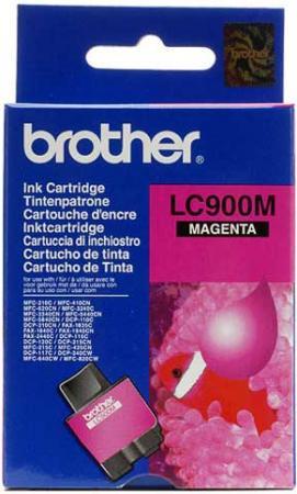 Картридж Brother LC900M пурпурный оригинальный