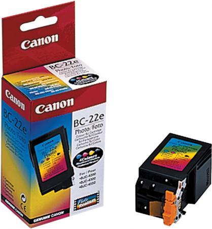 Картридж CANON BC-22e фото оригинальный