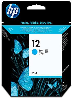 Картридж HP C4804A голубой оригинальный