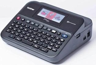 Принтер для изготовления наклеек Brother PTD-600VP