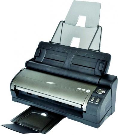 Сканер Xerox DocuMate 3115 с докстанцией