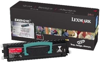 Картридж Lexmark E450H21E оригинальный