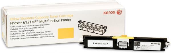 Картридж XEROX 106R01465 желтый оригинальный