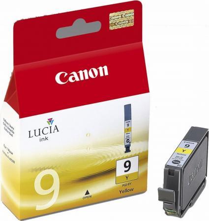 Картридж Canon PGI-9Y желтый оригинальный