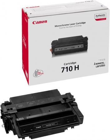 Картридж Canon CRG 710H совместимый NV Print
