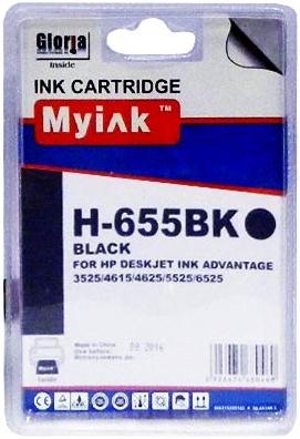 Картридж совместимый MyInk CZ109AE черный для HP