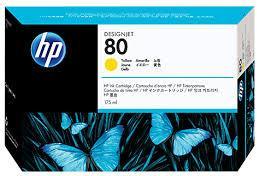 Картридж HP C4873A желтый оригинальный