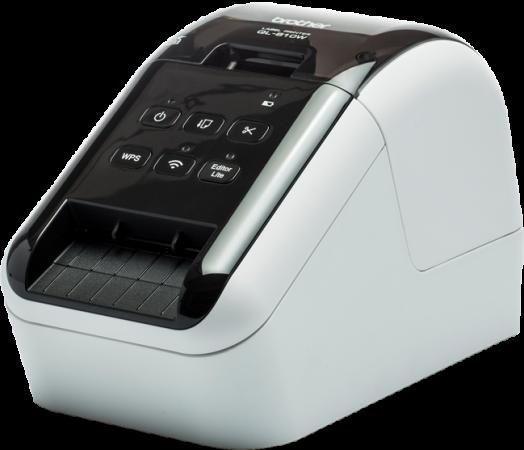 Принтер для изготовления наклеек Brother QL-810W