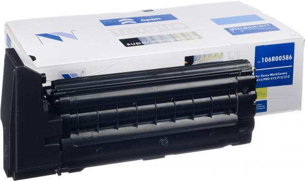 Картридж совместимый NV Print 106R00586 для Xerox
