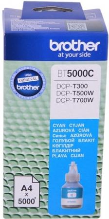 Картридж Brother BT5000C оригинальный голубой