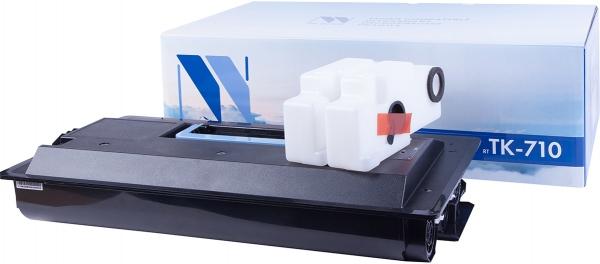 Картридж совместимый NVPrint TK-710 для Kyocera