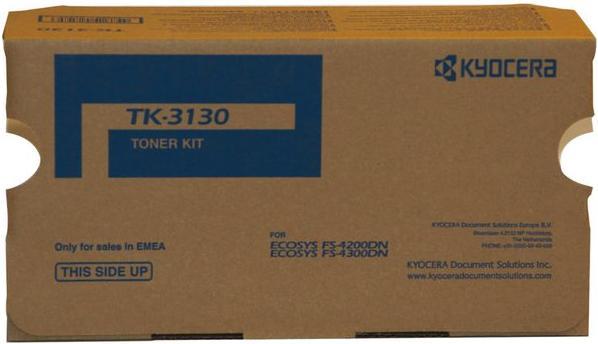 Картридж Kyocera TK-3130 оригинальный