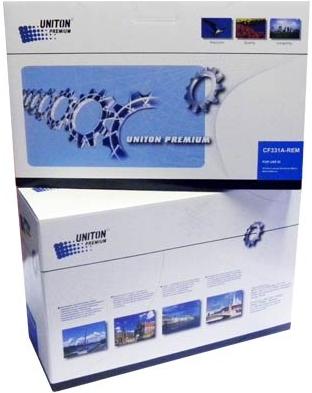 Картридж совместимый UNITON Premium CF331A (654A) голубой для HP