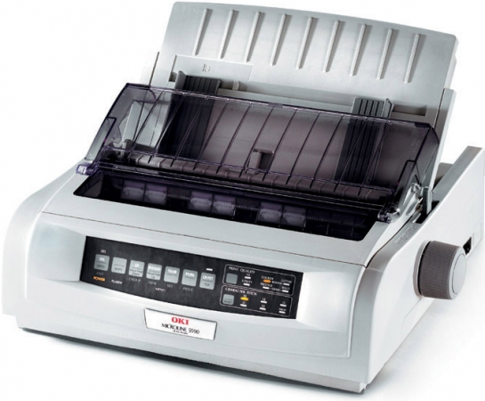 Принтер матричный OKI ML5520-ECO-EURO