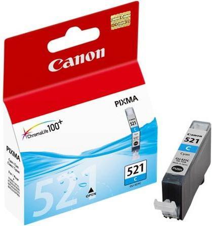 Картридж CANON CLI-521C оригинальный