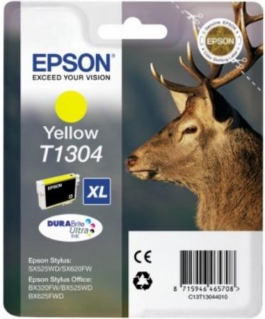 Картридж T13044012 для Epson желтый