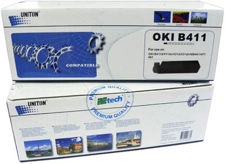 Картридж совместимый UNITON Premium 44574705 для Oki