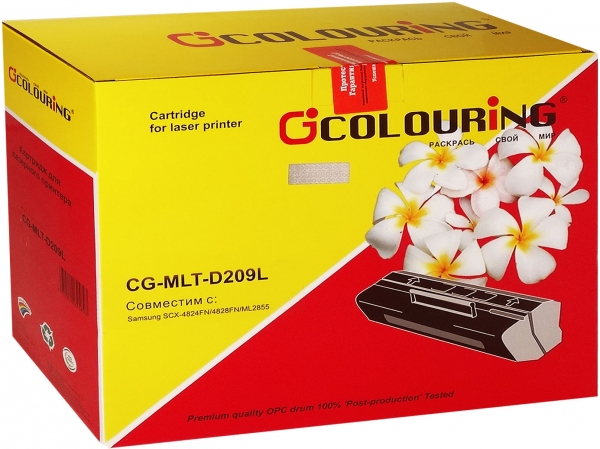 Картридж совместимый Colouring MLT-D209L для Samsung