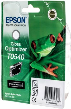 Картридж EPSON C13T05404010 глянцевый бесцветный оригинальный