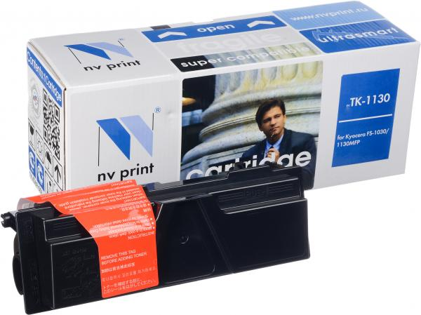 Картридж совместимый NV Print TK-1130 для Kyocera