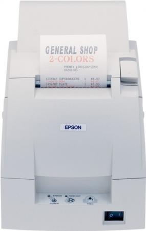 Принтер Epson TM-U220B, UB-U03, ECW + PS-180