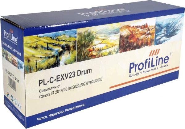 Драм-картридж совместимый ProfiLine EXV23 для Canon