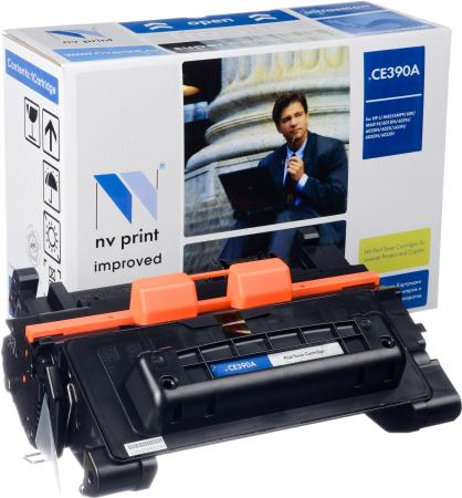 Картридж совместимый NV Print CE390A для HP
