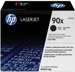 Картридж HP CE390X черный оригинальный