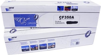 Картридж совместимый UNITON Premium CF350A (130A) для HP