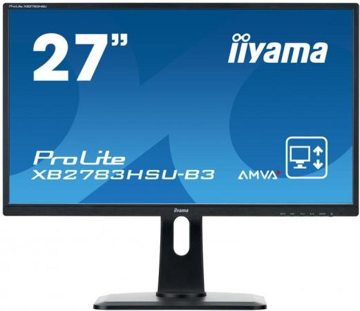 "Монитор 27"" iiYama XB2783HSU-B3 Black"