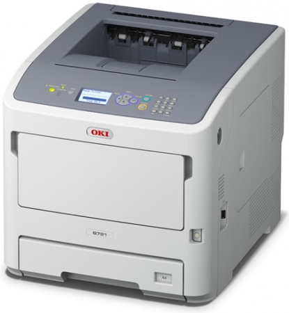 Принтер лазерный OKI B721DN