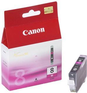 Картридж CANON CLI-8M пурпурный оригинальный