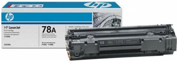 Картридж совместимый CE278A черный для HP