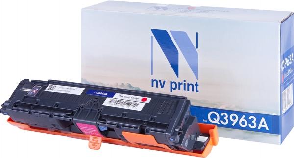 Картридж совместимый NVPrint Q3963A для HP пурпурный