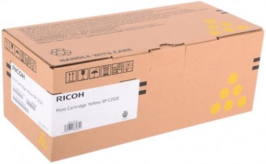 Принт-картридж SPC252E для Ricoh LE желтый