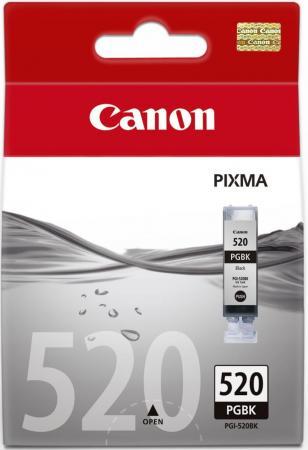 Картридж Canon PGI-520BK черный совместимый