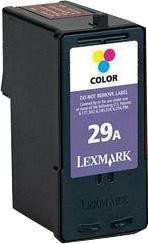 Картридж совместимый 18C1529E трехцветный для Lexmark