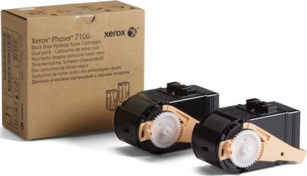 Картридж XEROX Phaser 106R02612 черный оригинальный