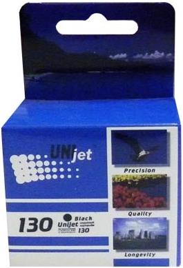 Картридж совместимый Unijet C8767HE (130) черный для HP