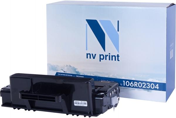 Картридж совместимый NVPrint 106R02304 для Xerox