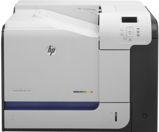 Принтеры HP COLOR LaserJet Enterprise 500 M551n