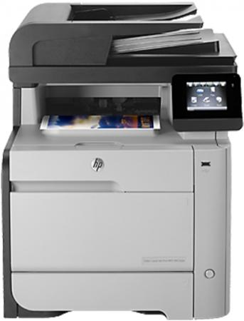 МФУ HP Color LaserJet Pro MFP M476dn
