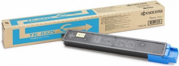 Тонер-картридж Kyocera TK-8325C голубой
