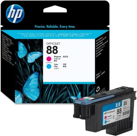 Картридж HP C9382A двухцветный оригинальный